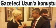 Ersoy, Urfa'ya geldi