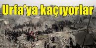 Esad, bombalamaya devam ediyor