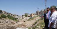 Eyyübiye Belediyesi harekete geçti
