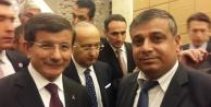 Gazeteci Uzun, Davutoğlu ile Urfa'yı görüştü...