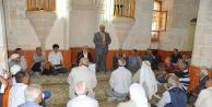 Hacı adaylarına eğitim veriliyor