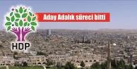 HDP Urfa'da aday adayı bereketi