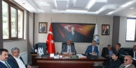 Hilvan Belediyesinde İlk Meclis Toplantısı Gerçekleştirildi