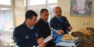 Hilvan'da Denetlenen Ekmek Fırınları Sınıfta Kaldı