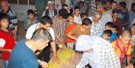 Hilvan'da Teravih Sonrası Limonata İkramı