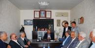 Hilvan'daki STK 'lardan AK Partiye Tam Destek