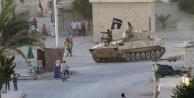 IŞİD, Kobani'deki çatışma görüntülerini yayınladı