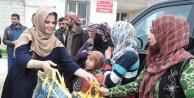 İstanbul'dan Urfa'ya yardım eli