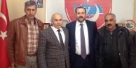 Karahan, STK'ları ziyaret ediyor