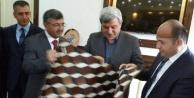 Karaosmanoğlu, Suruç'u ziyaret etti