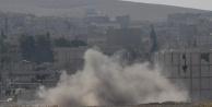 Kobani güne şiddetli çatışmalarla başladı