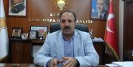 Milletvekili Özcan mesaj yayınladı