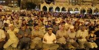 Mısır'a destek gecesi!