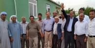 Özcan, 1 günde 20 köyü gezdi