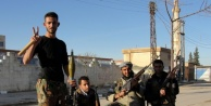 Özgür Suriye Ordusu Kobani'de