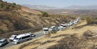 PKK, Urfa'da görev yapan askeri kaçırdı