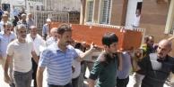 PYD'linin cenazesi Urfa'ya getirildi
