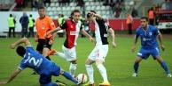 Samsunspor tek golle geçti