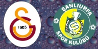 Şanlıurfaspor, Galatasaray ile oynayacak