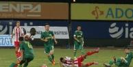 Şanlıurfaspor tek golle yıkıldı