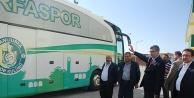 Şanlıurfaspor'a başkan dopingi