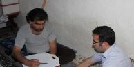 Suriyeli sanatçı sıkıntılı