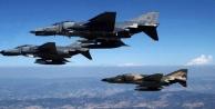 Türk jetleri IŞİD'i vuruyor