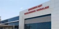 Urfa Havalimanı'nda flaş gelişme