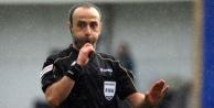 Urfa maçına FIFA kokartlı hakem