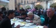 Urfa'da tirit ziyafeti