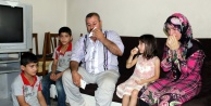 Urfa'lı aile perişan oldu!