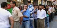 Urfalı işsizlere güzel haber!