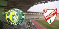 Urfaspor-Boluspor maçı ne zaman?