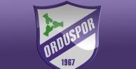 Urfaspor'un oynayacağı Orduspor'da deprem