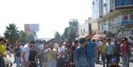 Viranşehir'de ortalık karıştı