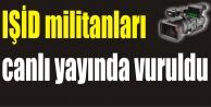 YPG'liler IŞİD'i sınırda vurdu