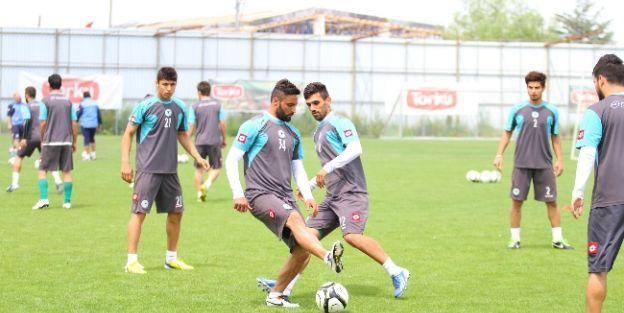 Torku Konyaspor, Bucaspor'a Hazırlanıyor