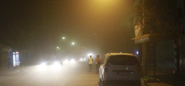 Toz bulutu yaşamı olumsuz etkiliyor