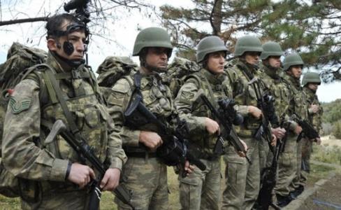 TSK'daki personel sayısı açıklandı