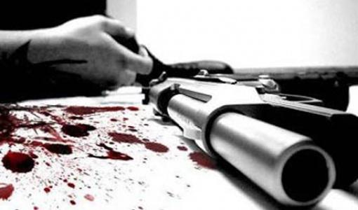 Tüfekle intihar etti