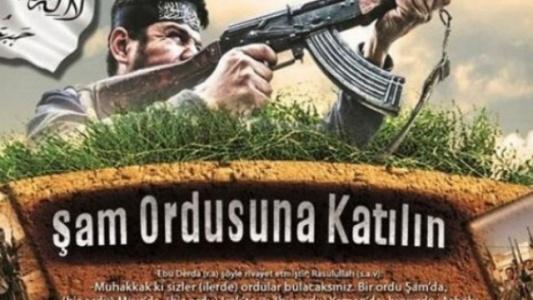 Türkiye'den eleman topladılar