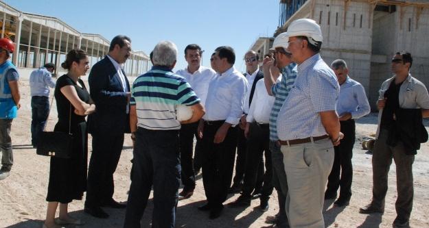 Türkiye'nin en büyüğü Urfa'da yapılıyor