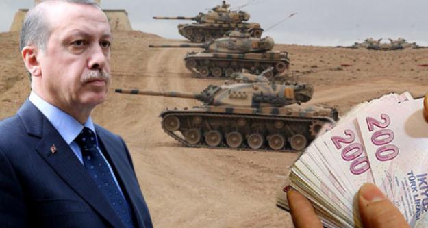 Türkiye'ye ağır savaş faturası!