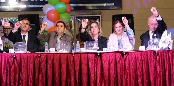 Urfa Cıty'de çekiliş heyecanı yaşandı