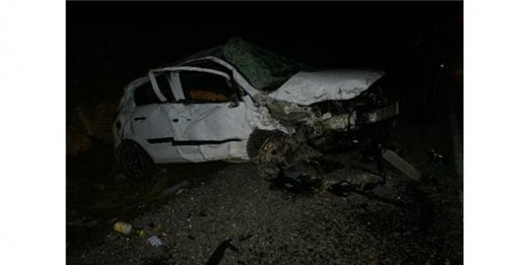 Urfa'da 1 polis şehit oldu