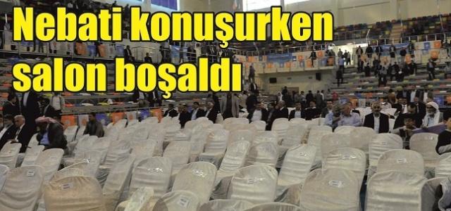 Urfa'da AK Parti camiasını şok eden olay...