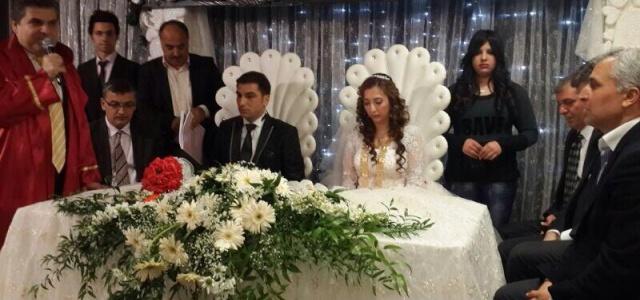 Urfa'da görkemli düğün!...