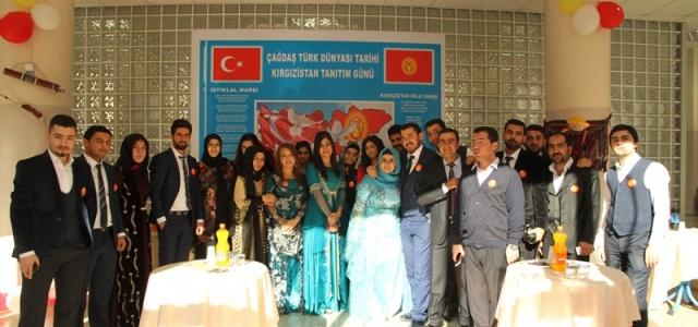 Urfa'da Kırgız günleri...