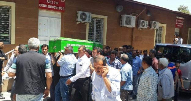 Urfa'da şok ölüm