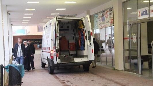Urfa'da yine kan aktı